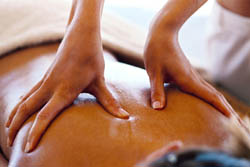 Big White Acupressure massage services